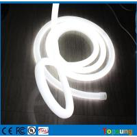 Wholesale top quality white led neon flex light 220v 360 round 100leds/m for building from china suppliers