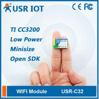 Buy cheap Industrial Low Power TI CC3200 Wifi Module with Internal/External Antenna from wholesalers
