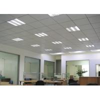 Wholesale Drop down Suspended Metal Ceiling Aluminum Panel K shaped / Straight Edge For exhibition halls from china suppliers