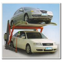 Wholesale CE Two Post Mini Tilting Paking Lift Double Car Parking System 2 Vehicles Parking Lifts from china suppliers