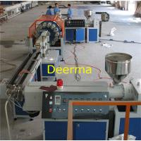 Wholesale High Output Plastic Extrusion Machine / Line For PVC Braided Hose 12-50mm from china suppliers