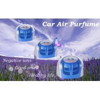 Wholesale 12V Portable Blue Car Air Perfume with Automatic Changing Functions ( Car Aroma Diffuser ) from china suppliers