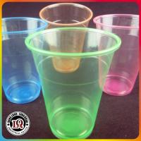 Wholesale Chinese High Quality 16oz PP Plastic Clear Cup with Color from china suppliers
