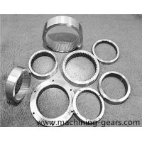 Wholesale Internal / Annular / Inner Starter Motor Ring Gear Customized Large Diameter Gears from china suppliers