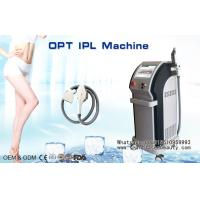 Wholesale Cooling SHR IPL Hair Removal Machine , Elight RF IPL Skin Rejuvenation Equipment from china suppliers