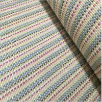 Wholesale PP Raffia woven fabric Lafite grass woven material in colorful from china suppliers