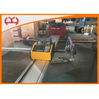 Wholesale Plasma / Flame Cutting Mode Portable Cnc Steel Metal Cutting Machine High Effective from china suppliers