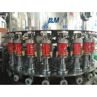 Wholesale High Speed Pop Aluminum Beverage Can Filling Machine Pneumatic Control 12,000 Cans/Hour from china suppliers