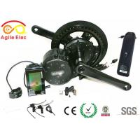 Wholesale 350W Bafang Crank Electric Bicycle Motor Kit With Hailong Type Battery from china suppliers