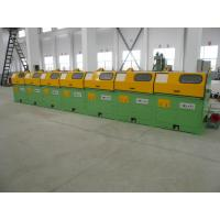 Quality High Output Ms Wire Drawing Machine With ZG45 Steel Drawing Drum Power Saving for sale