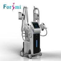 Wholesale -15 Celsius strong cooling freeze your fat cryolipolysis 4 head cryotherapy for weight loss from china suppliers