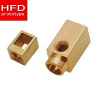 Wholesale Brass Lathe Accuracy 0.005mm CNC Turned Components For Automation from china suppliers