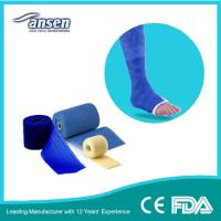 China 50mm 12ft Polyester cast tape water activity polyester cast bandage fiberglass cast bandage on sale