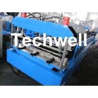 Quality Steel / Metal / Iron Wall Cladding Roll Forming Machine for sale