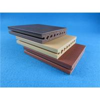 Wholesale Anti UV Durable Wrapped WPC Decking Wood Plastic Composite WPC Decking from china suppliers
