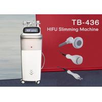 Wholesale Vertival Multifunction HIFU Body Shaping Weight Loss Equipment With 4 Handles from china suppliers