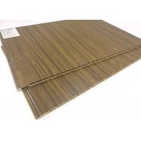 Buy cheap Eco-friendly Wood Grain Waterproof Wall Panels / PVC Ceiling Panels from wholesalers