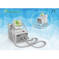 Wholesale Matt White Cryolipolysis Slimming Machine Portable With 2 Heads from china suppliers
