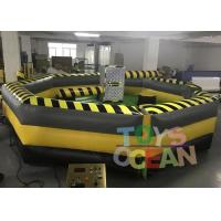 Wholesale Crazy Interactive Inflatable Sweeper Inflatable Interactive Games Commercial grade from china suppliers