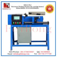 Buy cheap heating element machine for  DRS-23PLC Resistance Winding Machine by feihong machinery from wholesalers