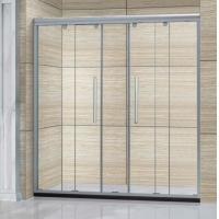 Buy cheap shower enclosure shower glass,shower door B-3812 from wholesalers