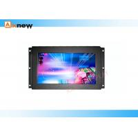 Wholesale 800x600 8 inch Touch Screen LCD Displays , Capacitive LCD Monitor Video / hdmi inputs from china suppliers