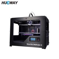 Wholesale Dual Extruder Large makerbot desktop 3d printer Machine Compatibility Ubuntu Linux from china suppliers