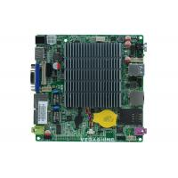 Wholesale Intel® Bay Trail SOC 2 LAN Fanless Nano-ITX Motherboard Support VGA ,HDMI with COM , USB3.0 from china suppliers