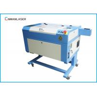 Wholesale CO2 Mini Laser Cutting Machine For Mdf Wood , High Cutting Speed 0 ~ 35mm/s from china suppliers