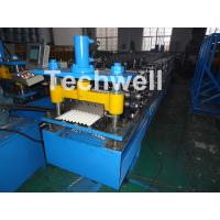 Wholesale Corrugated Profile Roof Roll Forming Machine For Making The Corrugated Sheets from china suppliers
