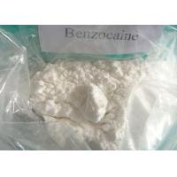 Buy cheap Local Anesthetic Drugs Benzocaine For Anti-Paining Benzocaine 94-09-7 White powder from wholesalers