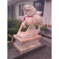 Wholesale Hand Carved Chinese Style Stone Kylin Sculpture from china suppliers