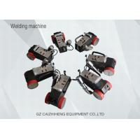Wholesale Electric Hot Air Plastic Welding Machine , High Frequency PVC Banner Welder from china suppliers