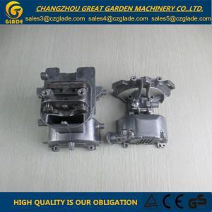 Aluminum and Magnesium Alloys plastic Crankcase Parts For grass cutter machine