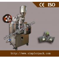 Wholesale Direct Factory Nylon Net Triangle Herbs Tea Bag Packing Machine Medical Health Care from china suppliers