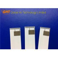 Wholesale Tin Plating FFC Shielded Ribbon Cable Pitch 1.0mm With 20 Pin +2 Pin Grounded from china suppliers