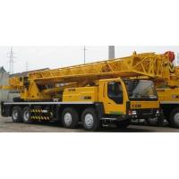 Wholesale Mobile Construction Truck Mounted Crane 25 Ton Weight Lifting Crane Reliable from china suppliers