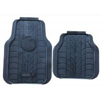 Wholesale Durable Car Foot Carpet Front 2pc Rear 2 Pc Middle 1pc Full Set Black Color from china suppliers