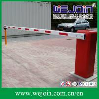 Quality CE Approval Parking Lot Barrier Gate , Outdoor Barrier Road Gate Customized with Aluminum Alloy core for sale