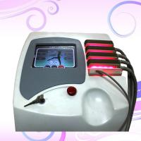 Wholesale 100mw Pianless Red Lipo Laser Slimming Machine Laser Belly Fat Burning Equipment from china suppliers