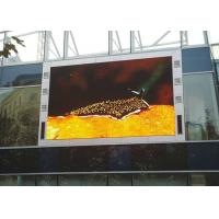 Wholesale RGB Full Color SMD P10 LED Frame Screen Display Waterproof for Outdoor Advertising from china suppliers