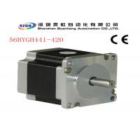 Wholesale 5A 42 mm 1.8 degree  NEMA 23 Phase resistance 1.4Ω 2 phase Stepper Motor from china suppliers