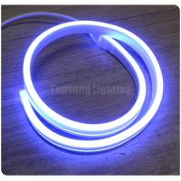 Buy cheap 11x19mm flat surface blue super bright 24v neon tube soft led neon-flex light from wholesalers