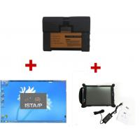 Buy cheap ICOM A2 With 2017.12V BMW Diagnostic Tool Works with EVG7 DL46 Diagnostic Controller Tablet PC from wholesalers