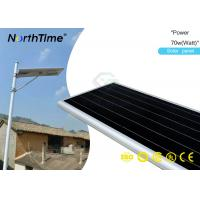 Wholesale High Lumen Solar Lights Street Lighting with CE RoHs Certificates from china suppliers
