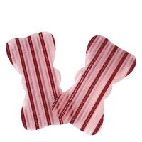 Wholesale Custom Made Hook And Loop Hair Clips For Girls 100% Nylon Material from china suppliers