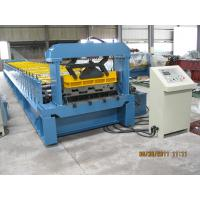 Wholesale Automatical Steel Floor Decking Roll Forming Machine For Construction Machinery from china suppliers