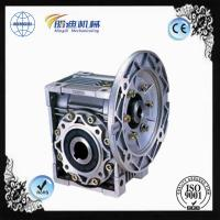 Wholesale Carbon Steel Rv Reducer Worm Wheel Gearbox 1400 Rpm One Year Warranty from china suppliers