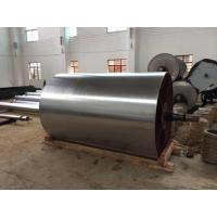 Wholesale Durable Polishing Mirror Roller For Sheet Extrusion Line , Calender Rollers from china suppliers