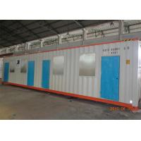 Wholesale Customized Prefabricated Modern 20FT Container House with LPCB ABS Certification from china suppliers